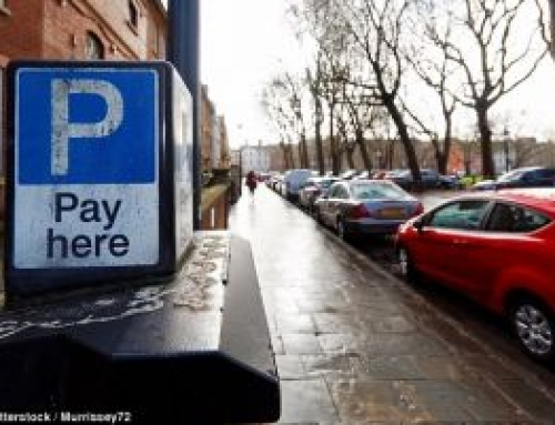 How do you WANT to pay to park?